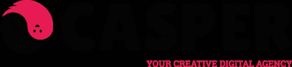 Logo van mijn eigen onderneming Casper Digital
